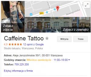 Dodawanie ocen i opini w Google Maps tosposób na skuteczny marketing w wyszukiwarce